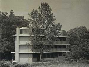 記念学寮1959