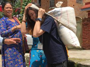 ネパールワーク現地からの報告