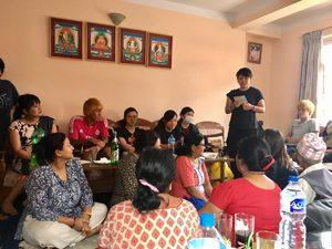 ネパールワーク現地からの報告最終回:首都カトマンドゥでワークを振り返る