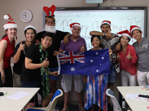 学外研修でオーストラリア・ケアンズへ