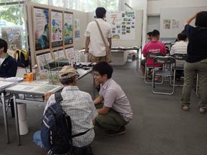 東久留米市環境フェスティバルに出展