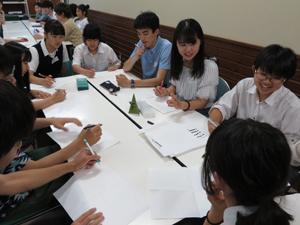 高等科対象最高学部ワークショップ2018
