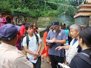 ネパールワーク現地からの報告5