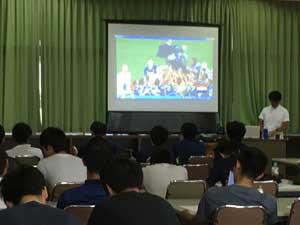 学生審判講習会が開催されました