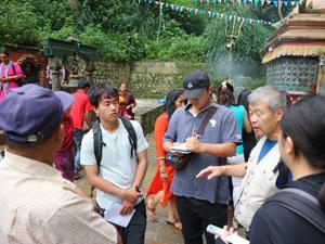 ネパールワーク報告会2018のお知らせ