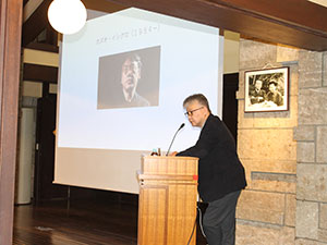 日本文学研究者の関根英二先生をお招きして―自由学園明日館特別講演「海外から日本現代文学を問う」