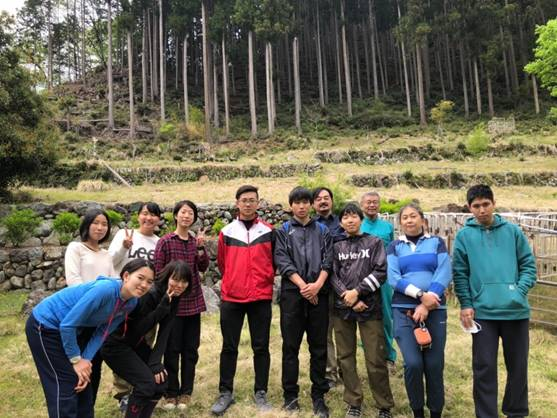 ネパールワークキャンプの活動を開始しています