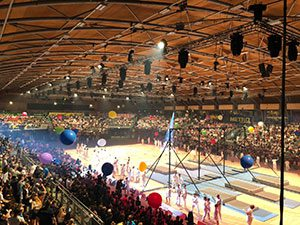 世界体操祭 現地からの報告2