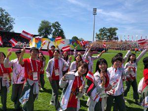 世界体操祭 現地からの報告4